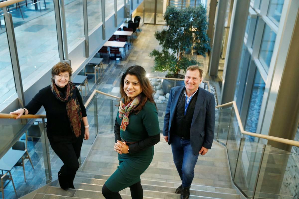 Read more about the article Sudipa var på endeløs jobbjakt i syv år – nå skal hun lede JobbAsker